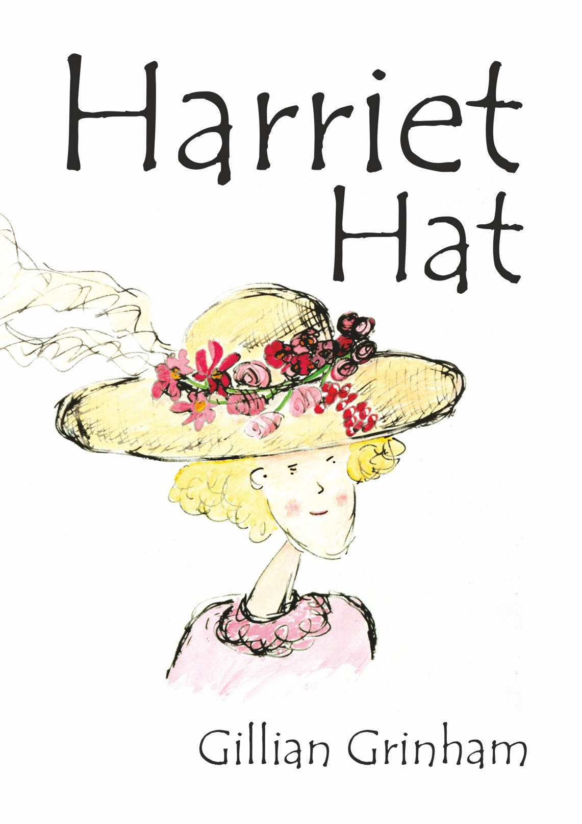 Harriet Hat book cover