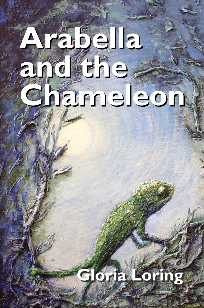 Cover Arabella and the Chameleon