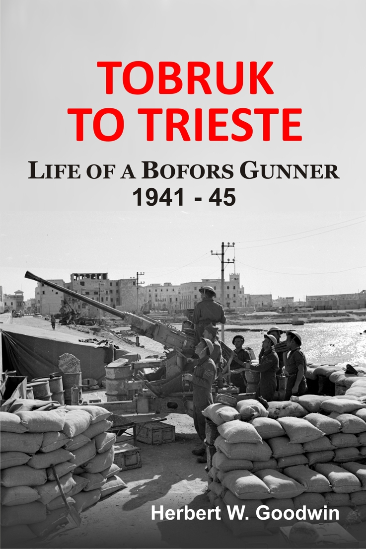 Cover Tobruk to Trieste