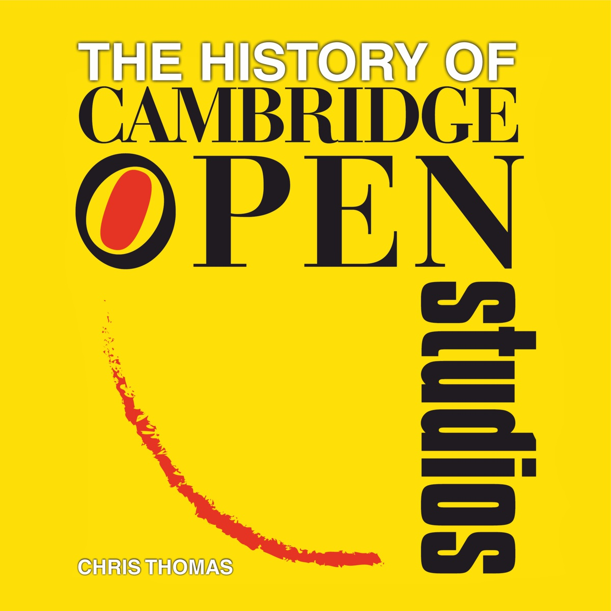 Cover of The History of Cambridge Open Studios