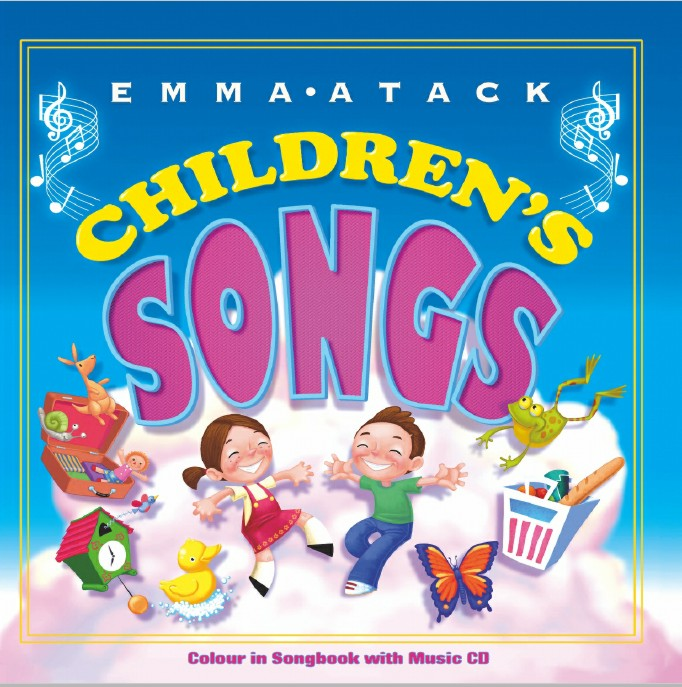 Children's Songs cover