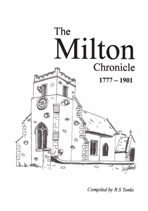 The Milton Chronicle by R S Tonks
