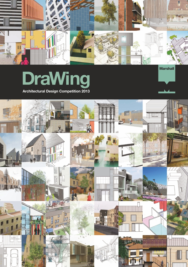 Cover of DraWing Architectural Design Competition 2013