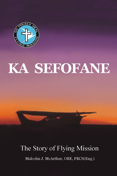 Cover of book Ka Sefofane by Malcolm McArthur