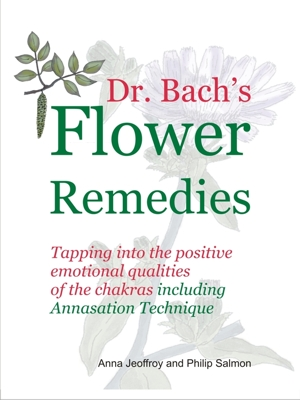 Cover of Kindle edition Dr Bach's Flower Remedies